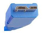 Micro USB тип B (USB 3.0)