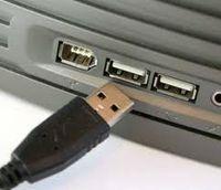 USB штекер тип А. Самый распространенный компьютерный