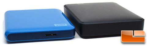 Western Digital My Passport 2TB с портом USB 3.0